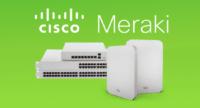 Publicité Cisco et Meraki