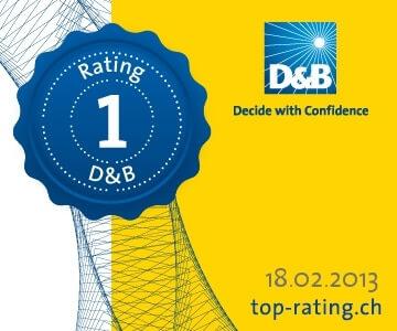Résultat du classement top-rating.ch