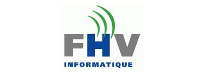Logo de FHV Informatique